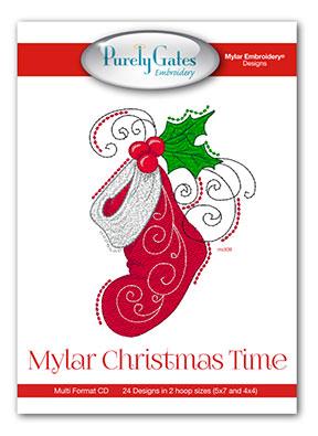 Mylar Christmas Time