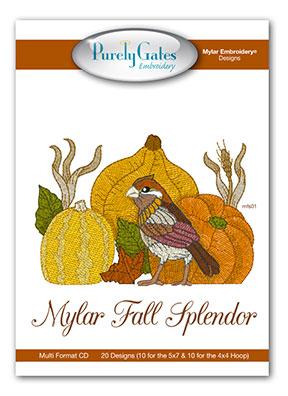 Mylar Fall Splendor