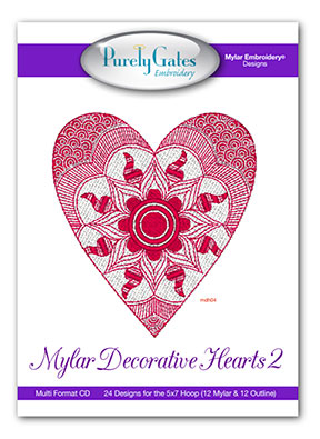 Mylar Decorative Heats 2
