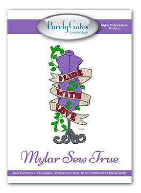 Mylar Sew True