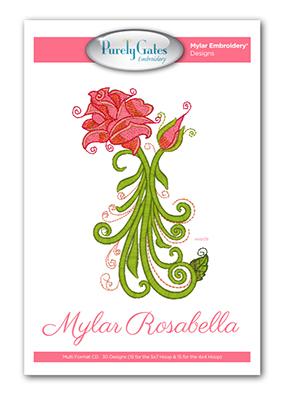 Mylar Rosabella