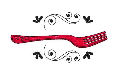 Fork (5x7)