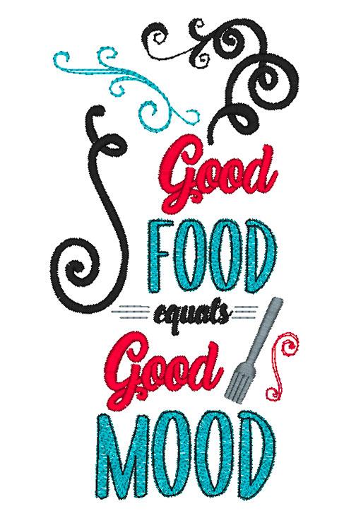 Good Food (8x8)