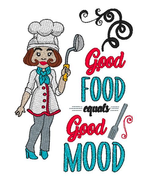 Good Food Combo (8x8 & 9x9)