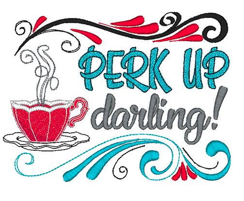 Perk Up (5x7, 8x8, 9x9)