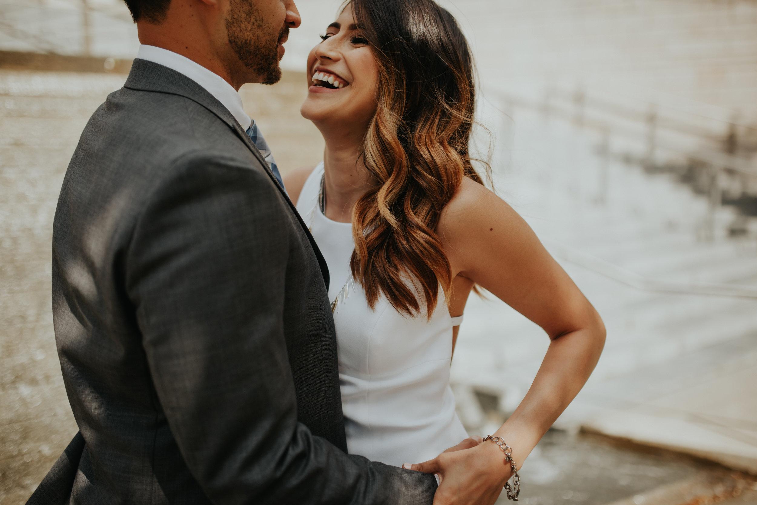 Seattle Courthouse Wedding | Seattle Wedding Photographer