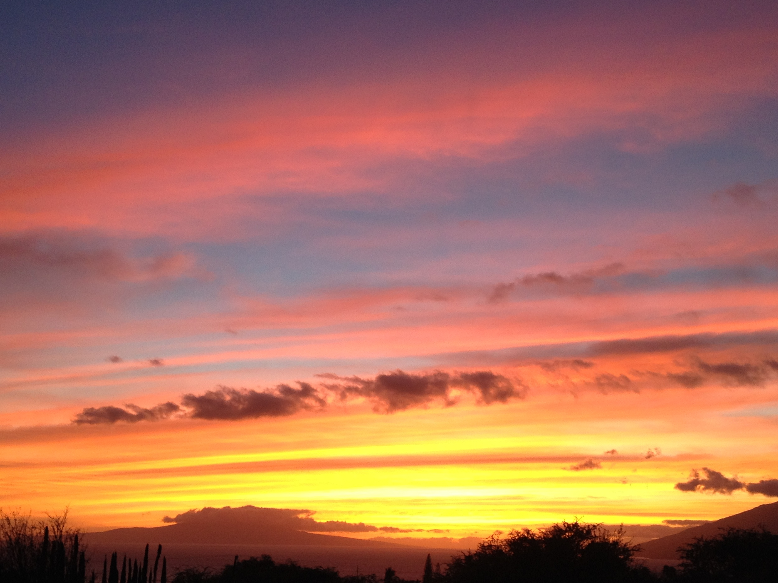 Gorgeous sunsets guaranteed!