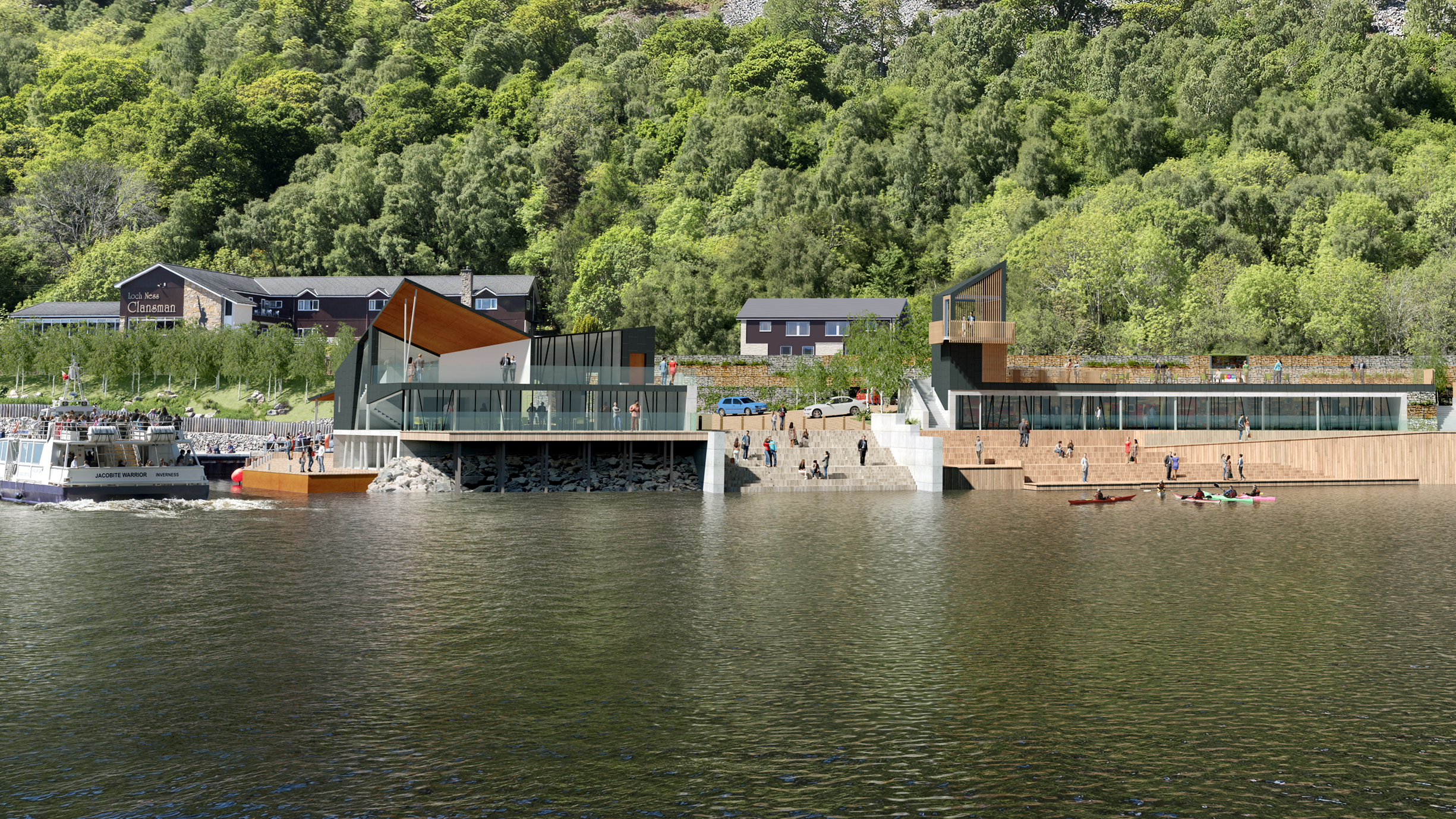 Loch Ness Visitor Centre