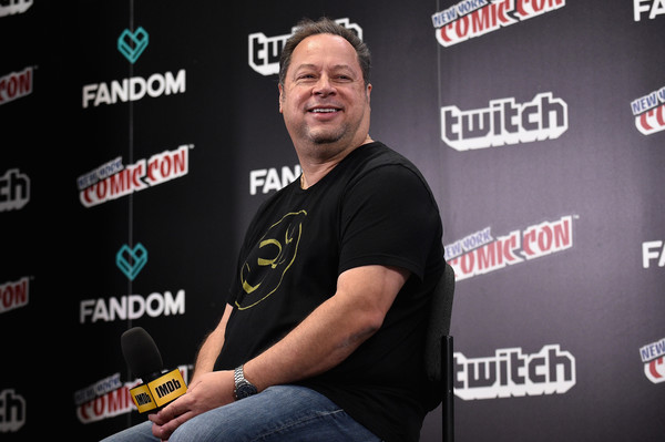 Joe Quesada | Marvel's CCO & EP