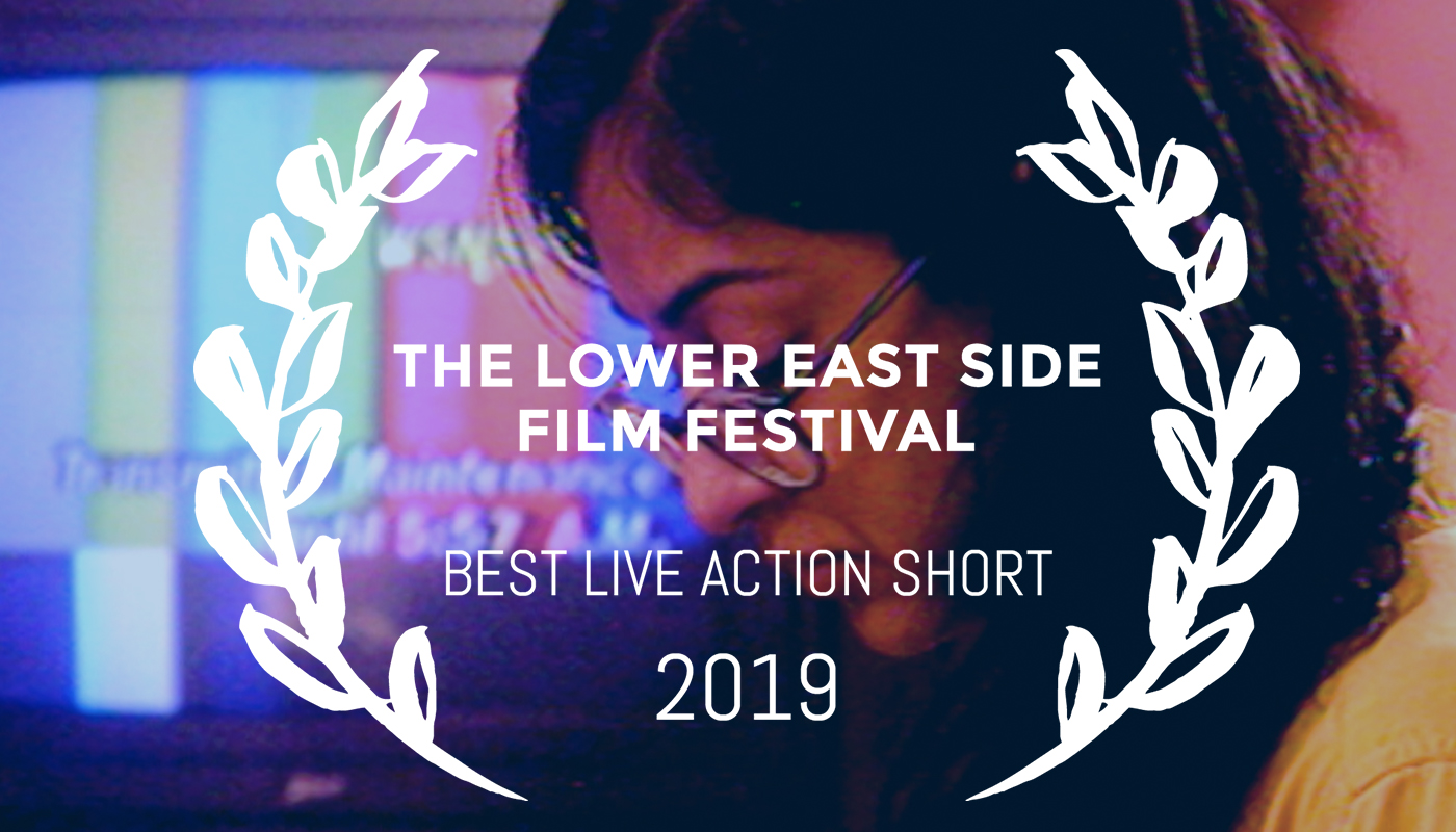 'Two Words' won our 2019 Best Live Action Short Award!