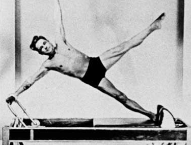 Jospeh Pilates- 1912