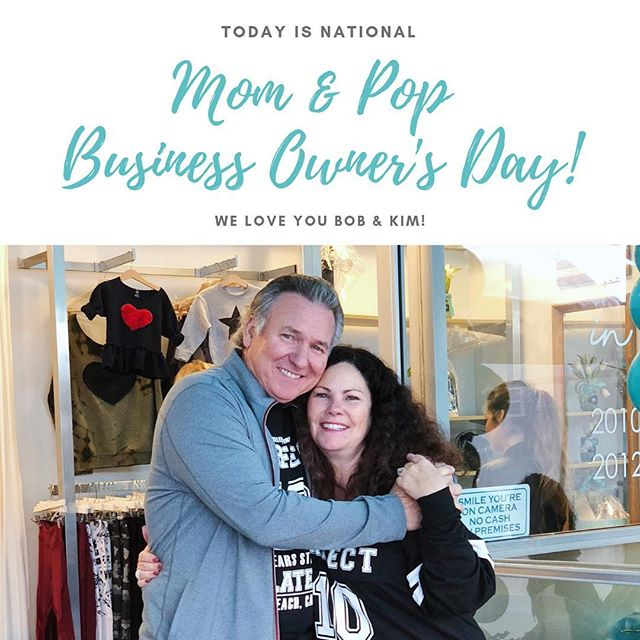 Happy National Mom & Pop Business Owner's day to our owners, Kim and Bob! 💙✨ All your hard work doesn't go unrecognized because we just won Best Pilates Studio for the @presstelegram Best of Long Beach for the 9th year! 😱👏🏼🎉 • • • • #momandpopshop #momandpop #nationalmomandpopbusinessownersday #bestoflongbeach #presstelegram #pilates #yoga #pilatesstudio  #pilateslife #pilatesfit #pilatesoutfit #pilatesbody #ilovepilates #pilateseveryday #pilatescommunity #pilateslovers #lbc #longbeach #lakewood #cerritos #cypress #losalamitos #sealbeach #huntingtonbeach #workoutmotivation #pxstrong