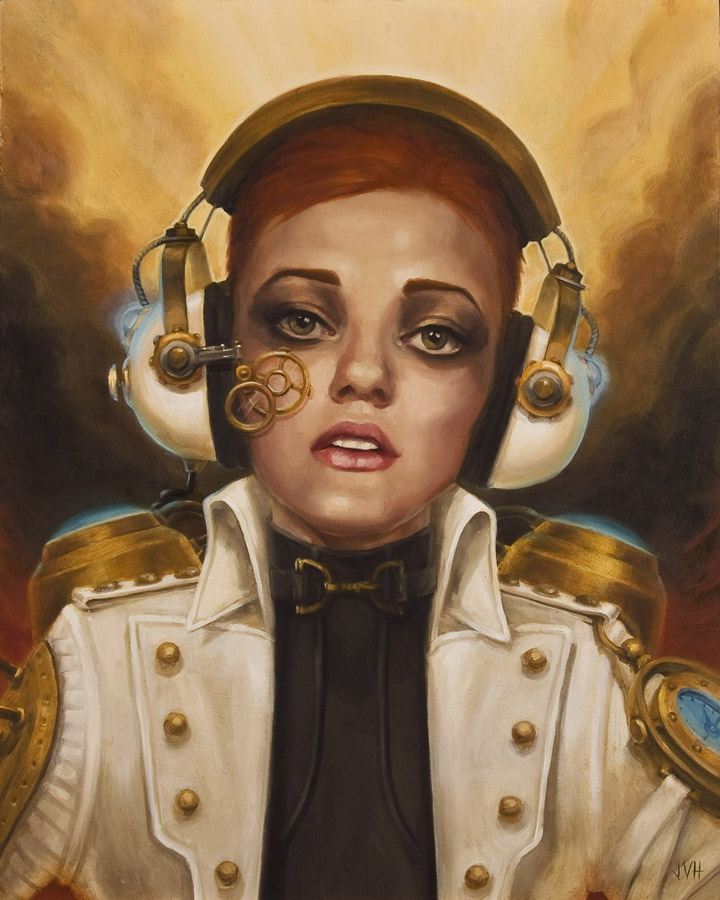 Joan of Steampunk