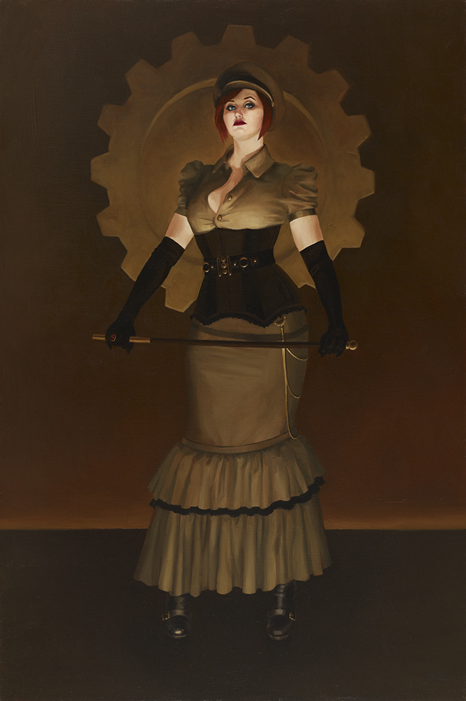 Miltary Mistress