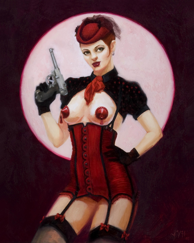 Burlesque Bonnie