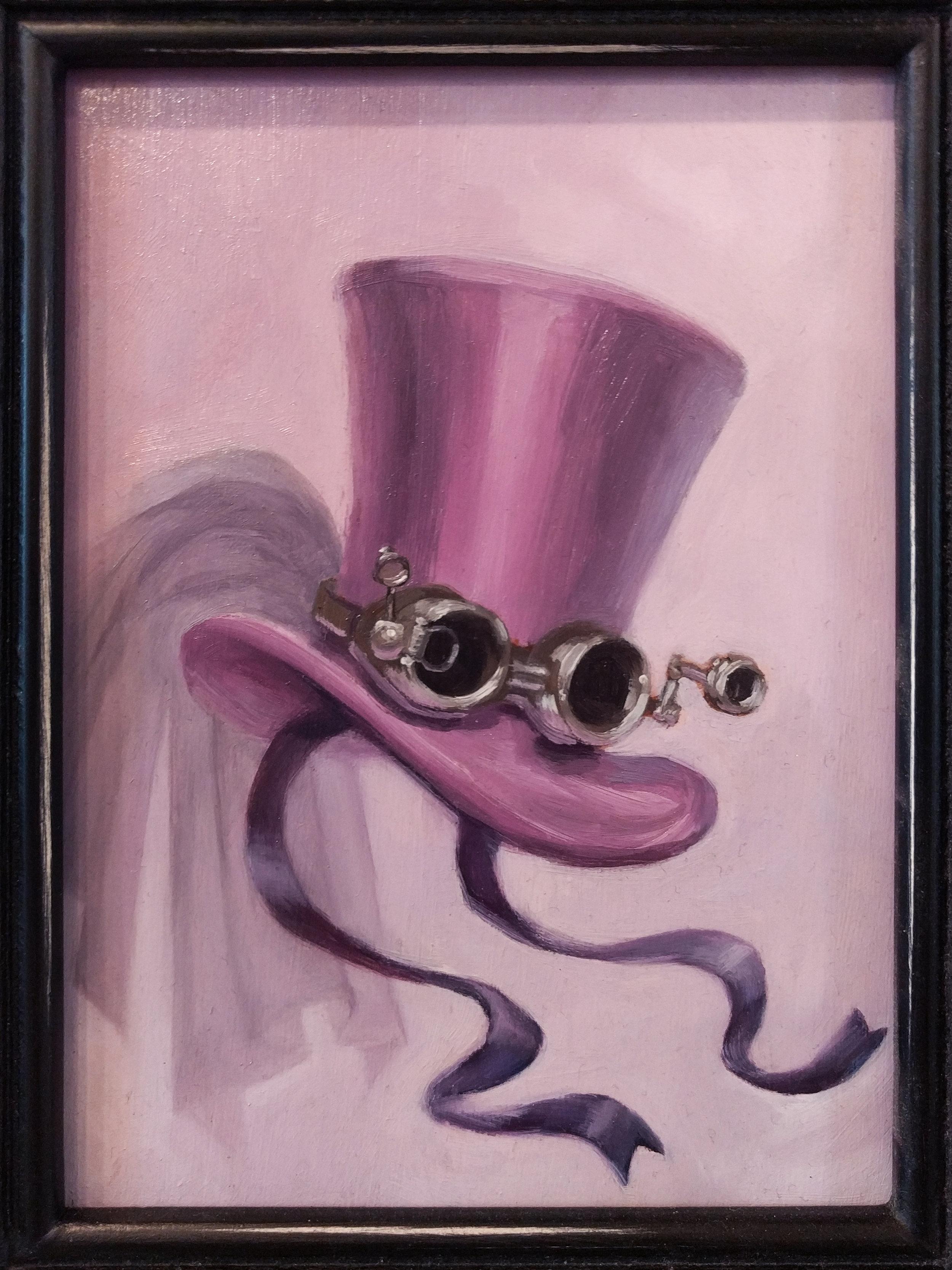 Top Hat: Lavender