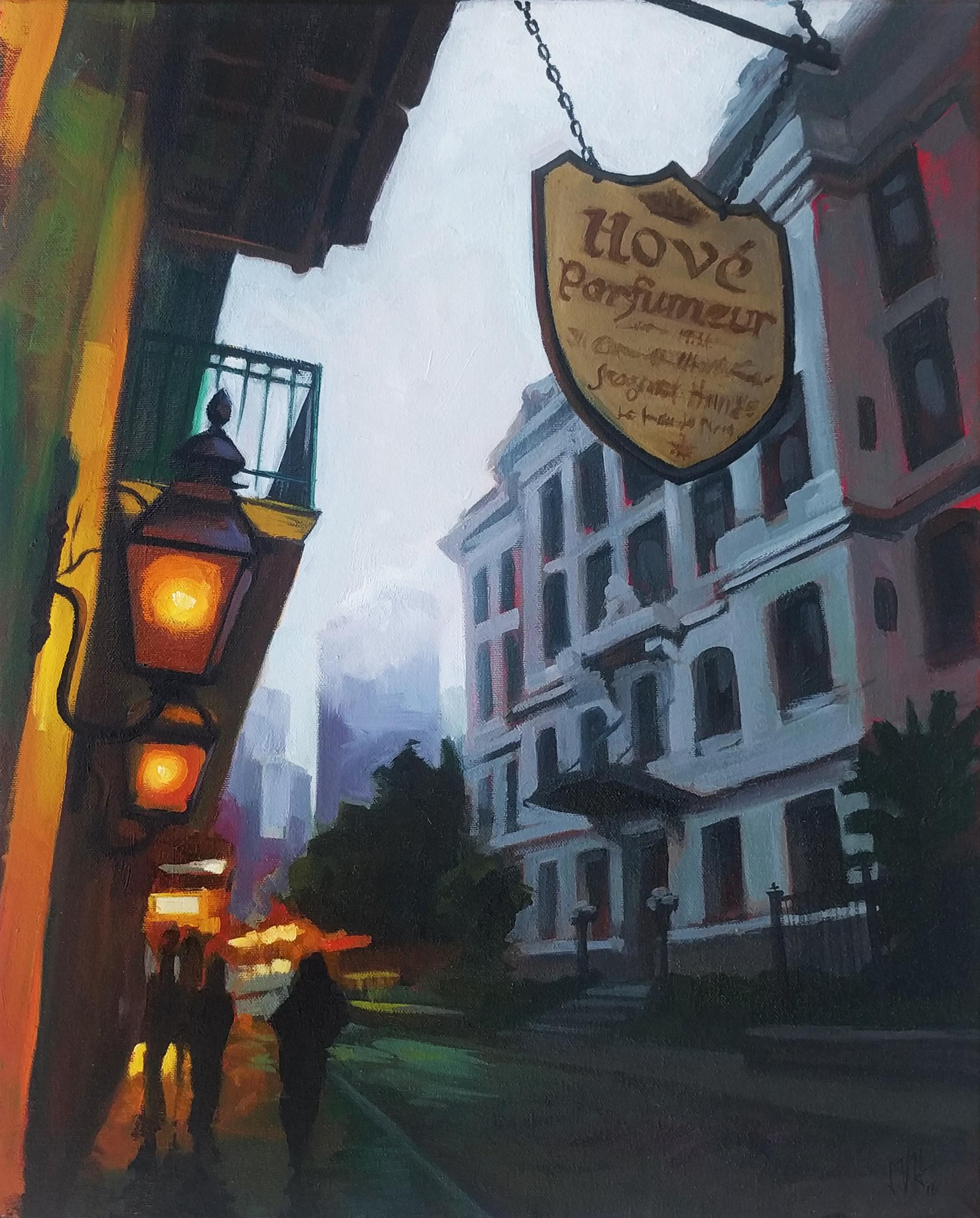 New Orleans Hove Parfumeur