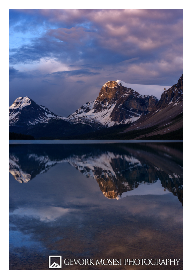 gevork_mosesi_photography_banff_alberta_landscape_bow_lake_sunrise_reflection-6.jpg