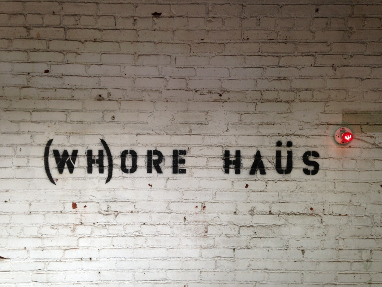 Photo courtesy of (wh)Ore Haüs   Studios