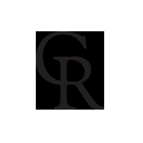 CriticalRead logo  monogram, clean, reading, publishing