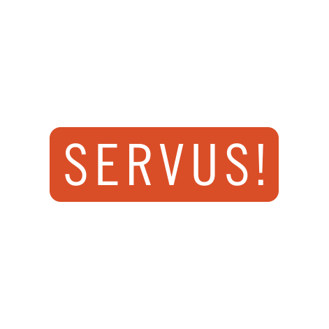 Servus! Logo  Food service and hospitality