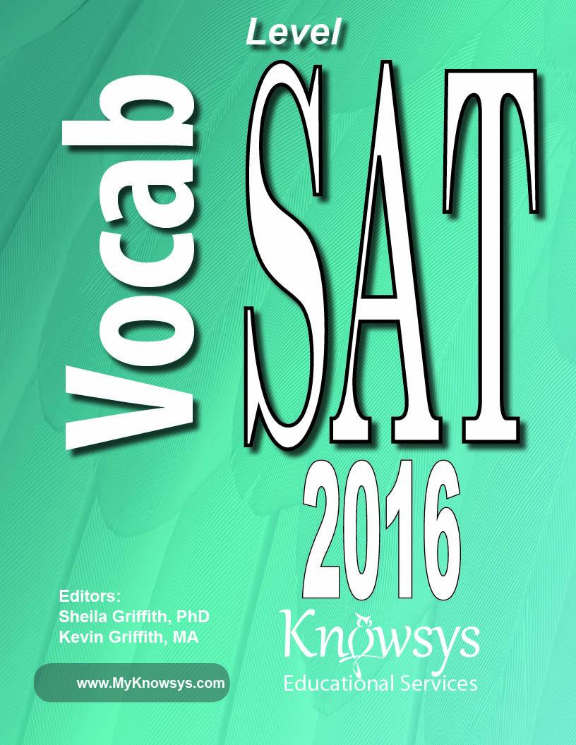 Vocabulary Builder Teacher Resources