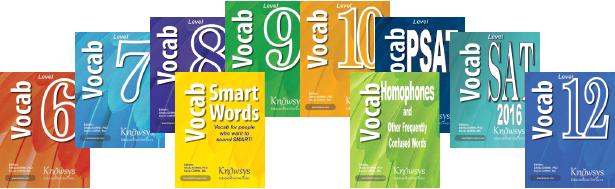 Vocabulary Builder Brochure