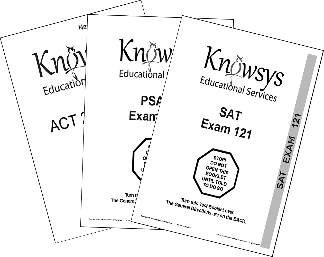Practice Exams — Knowsys Educational Services