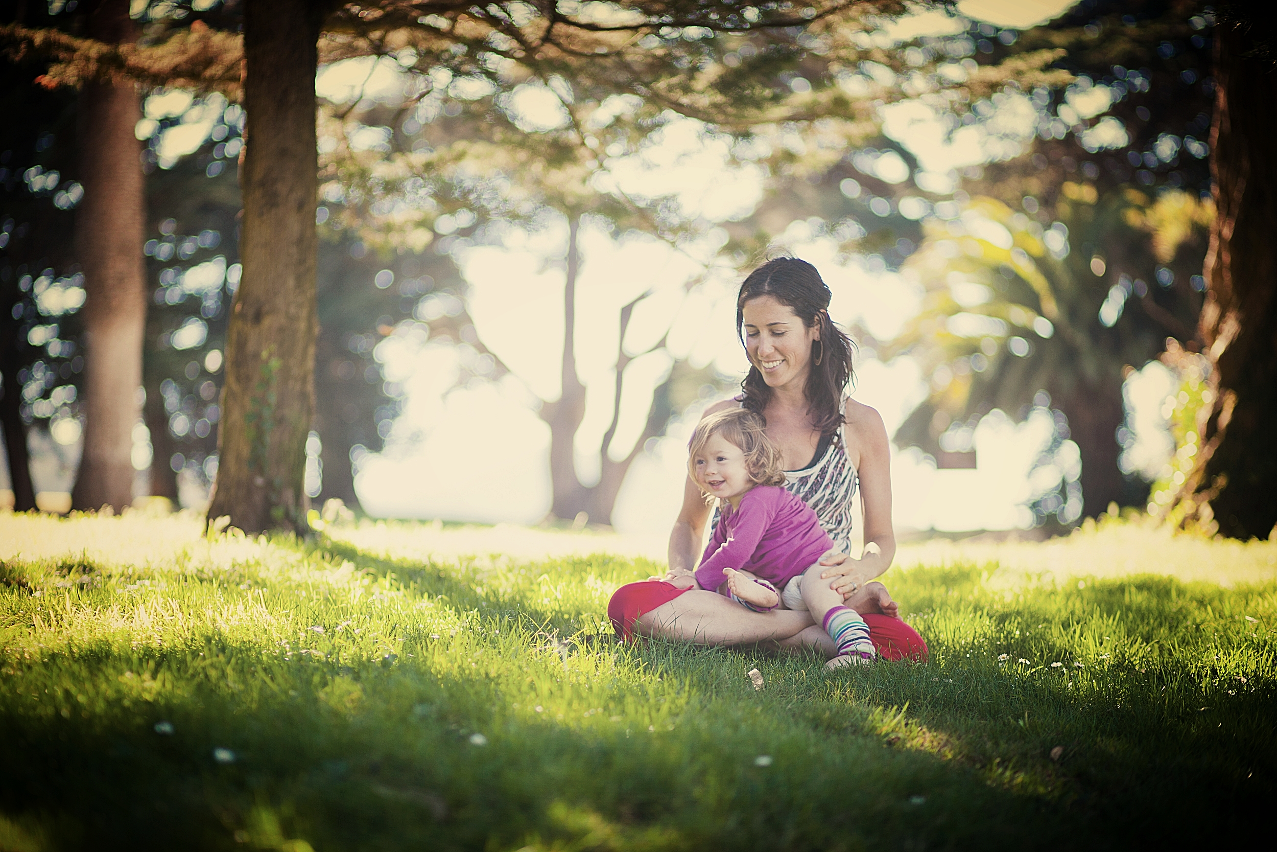 Prenatal and postpartum yoga