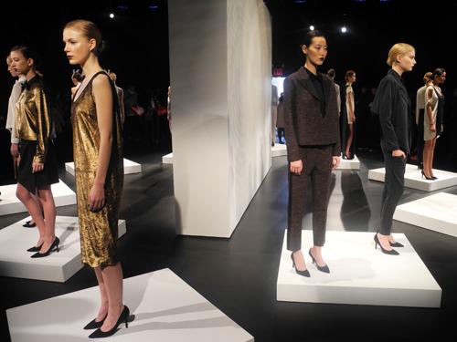 New York Fashion Week : Kaelen