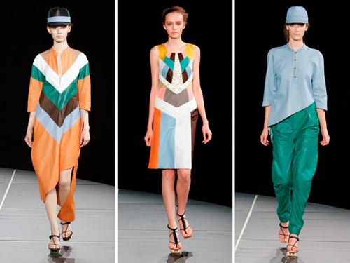 New York Fashion Week : Jen Kao