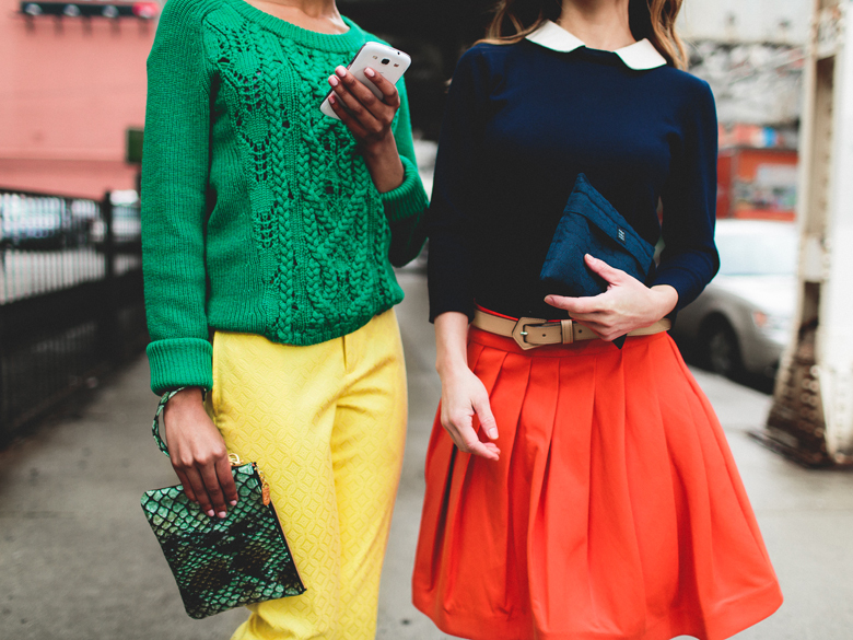 Fashion Find: Everpurse Phone-Charging Clutches