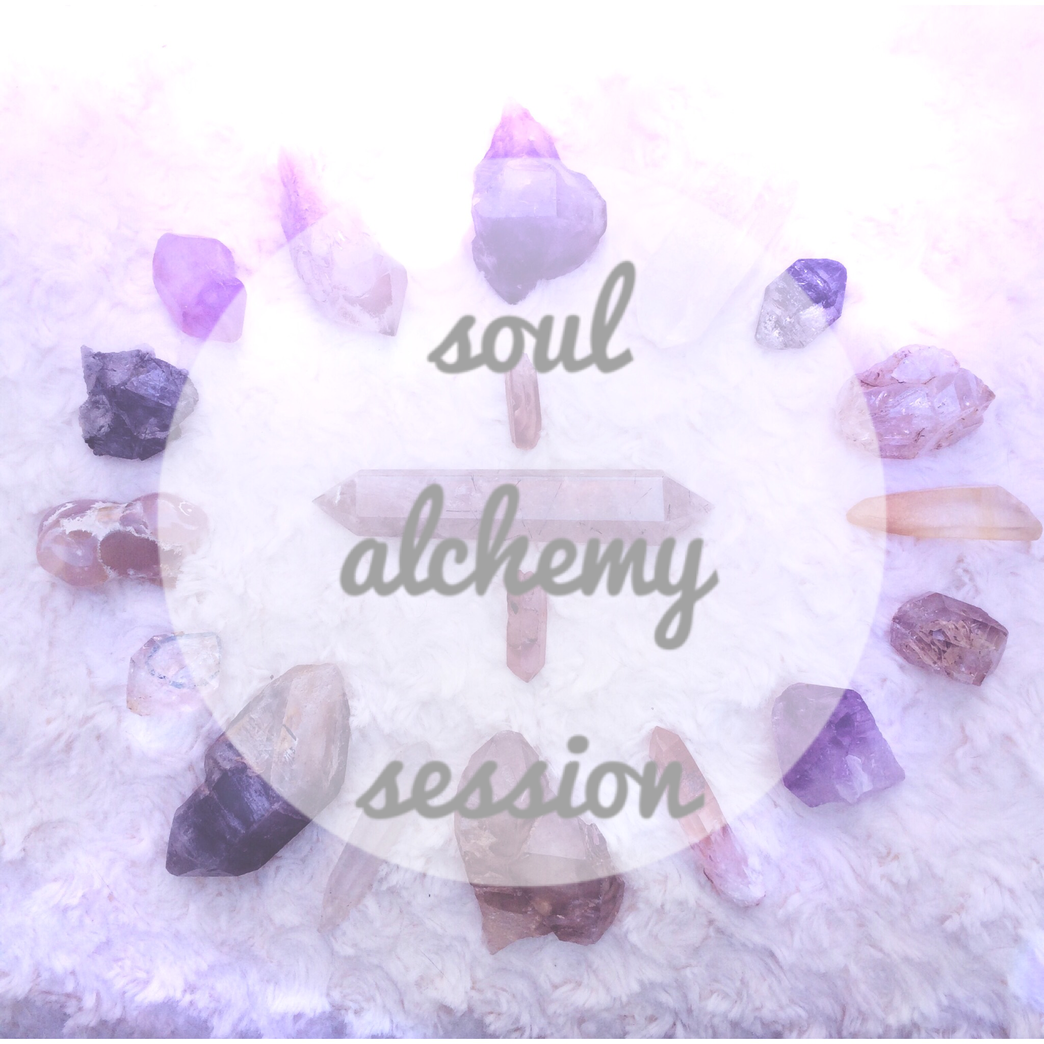 SOUL ALCHEMY SESSION    Do you need a high-impact dose of divine truth and spiritual guidance? These 60-minute intuitive healing sessions reveal what's energetically blocking you and how you can learn from it and move past it, so you can move back into alignment.