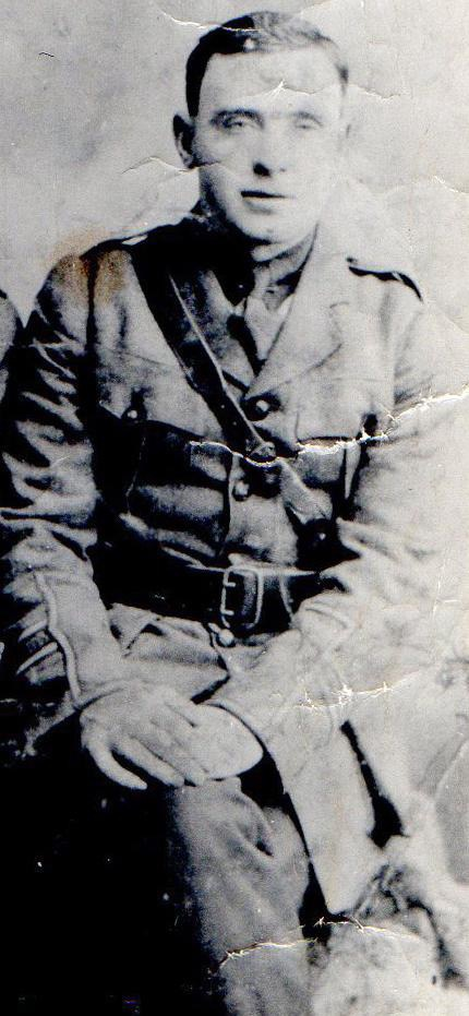 Capt. Michael Joseph Kelly, Commanding Officer 3rd Battalion, North Mayo IRA, 1921-3.