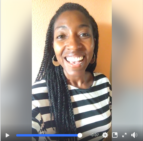 CHECK OUT MY FACEBOOK LIVE VIDEO WHERE I SHARE ABOUT stress, how it effects the body and how to cope!