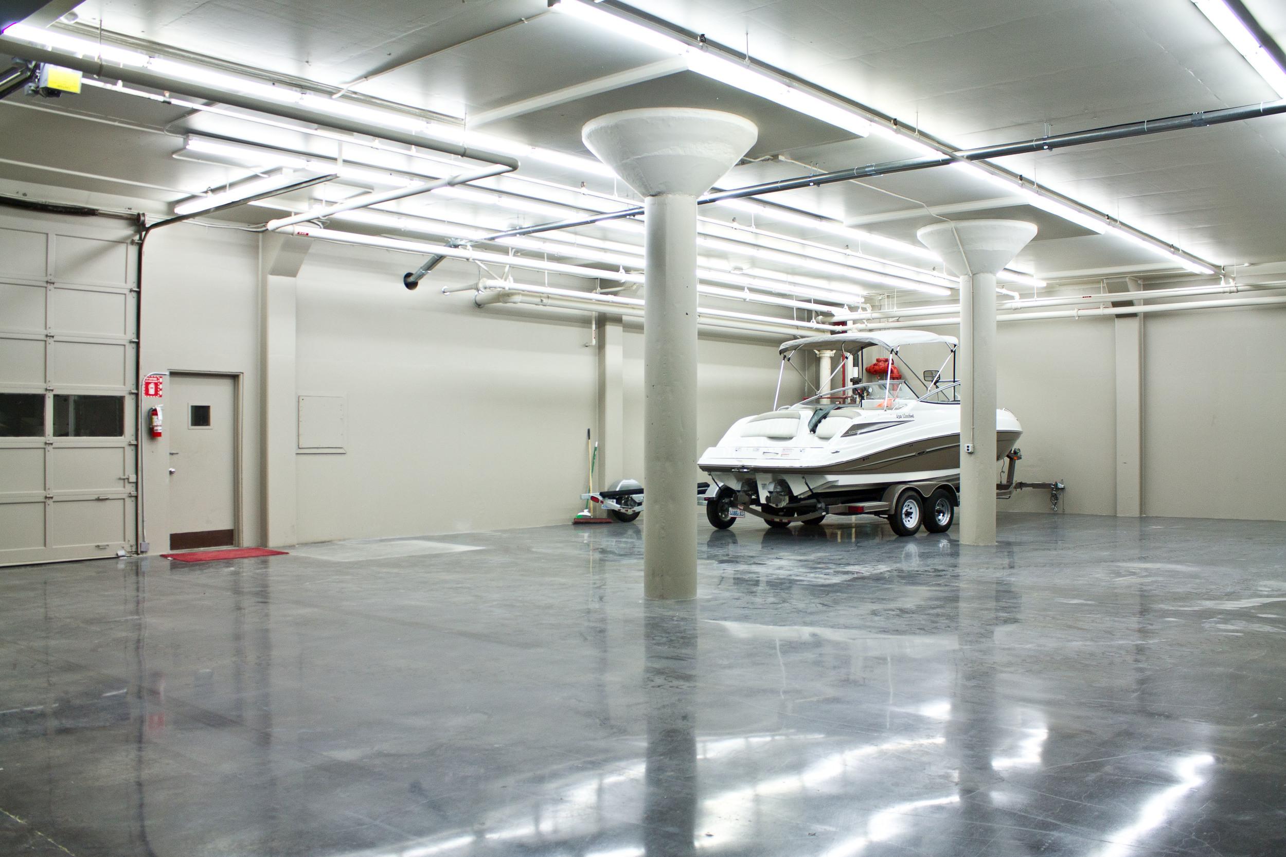 Indoor Storage Space
