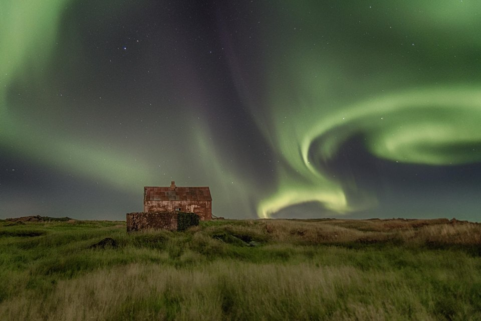 Creative Iceland South Coast Of Iceland and Hunt For Northern Lights tour 4