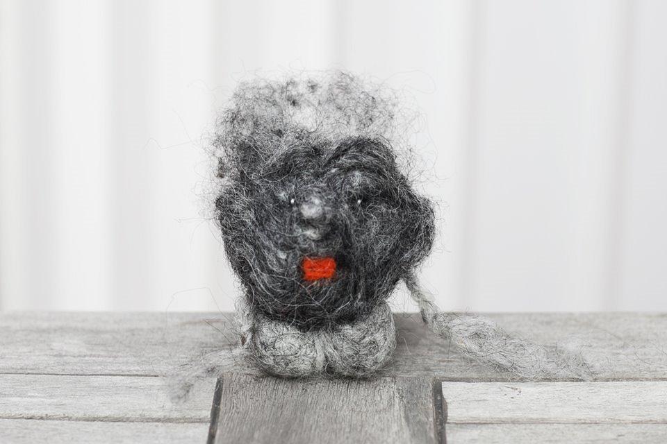 Make An Icelandic Troll With Wool Creative Iceland 07