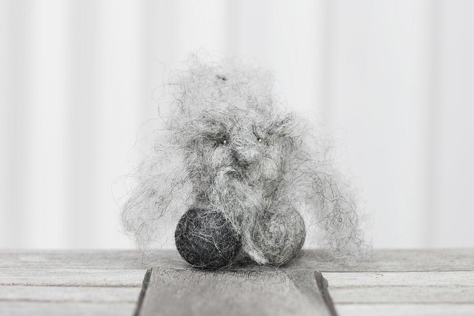 Make An Icelandic Troll With Wool Creative Iceland 09