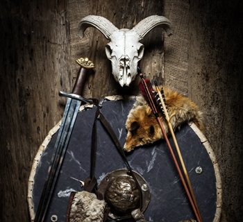 Dress In Authentic Viking Costumes And Get Your Own Icelandic Viking Portrait 0