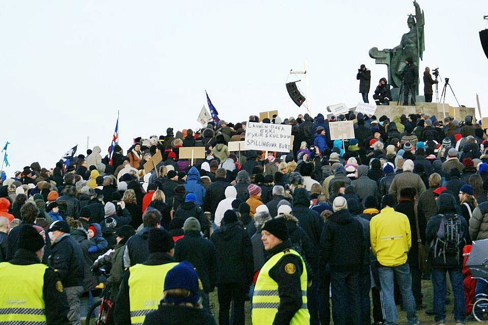 Icelandic Economy, Politics And History Tour, Reykjavik 3.JPG