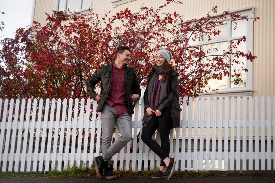 Reykjavik Photoshoot Walk