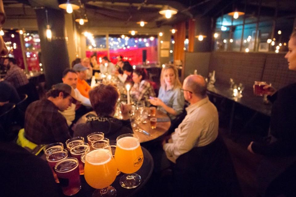 local food, beer and inside knowlege of Reykjavik cheers to reykajvik 010.jpg