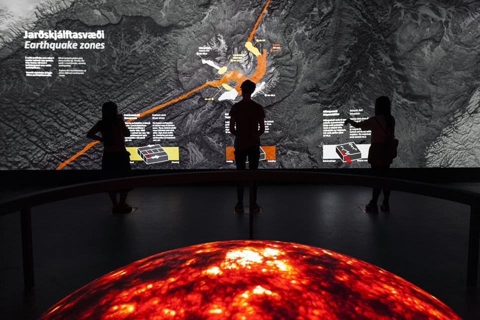 Iceland Volcano And Earthquake Centre Creative Iceland 13