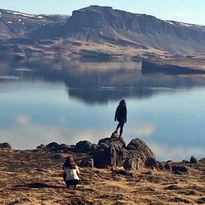 Magnificent, calm but powerful landscapes -
