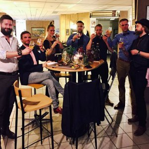 Stories and delicious Icelandic alcoholic drinks -
