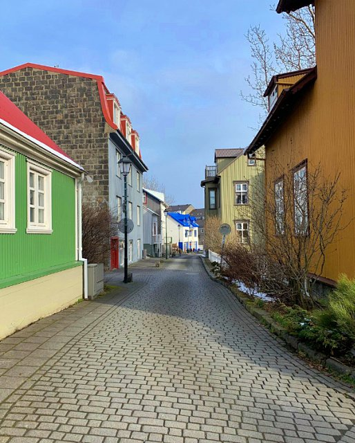 Hallgrímskirkja, Harpa, Old Harbour, Tjornin, Old Reykjavik, Einar Jonsson, Althing, Icelandic Parlament, Leifur Eiriksson