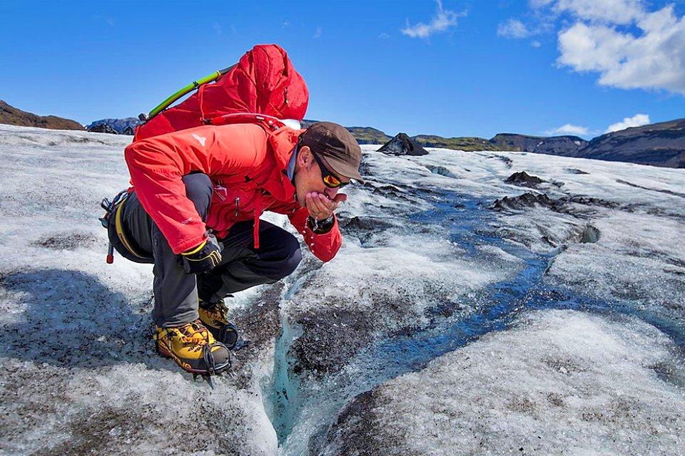 Take a Walk on the Ice Side, Glacier Walk Iceland Solheimajokull, Creative Iceland, What to do in iceland, glacier walk tour from reykjavik