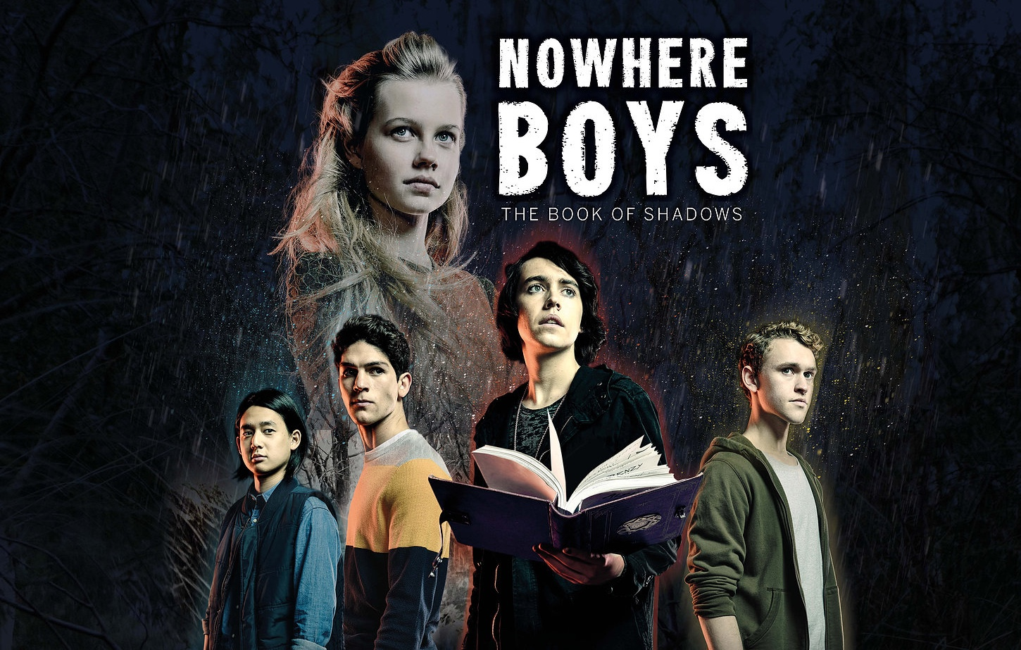 Nowhere Boys  - Book of Shadows