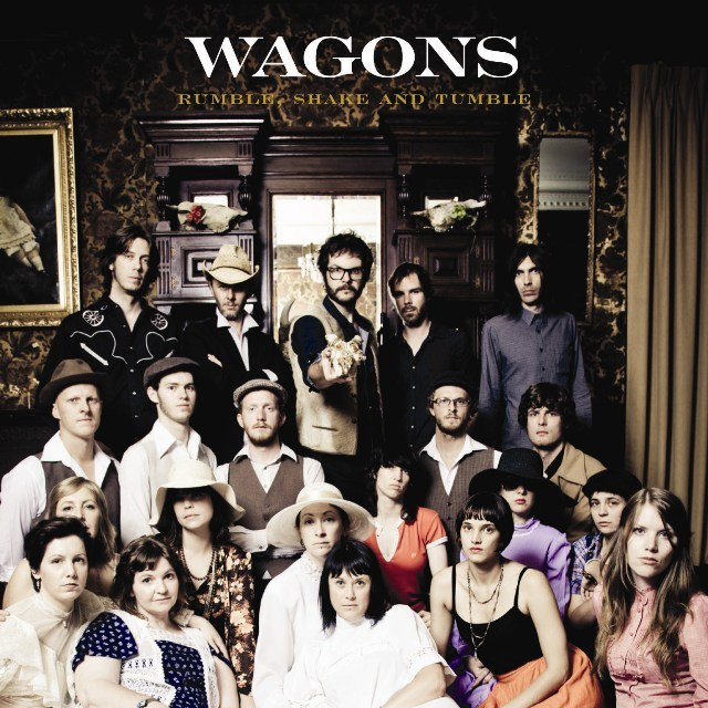 Wagons 'Rumble, Shake And Tumble'